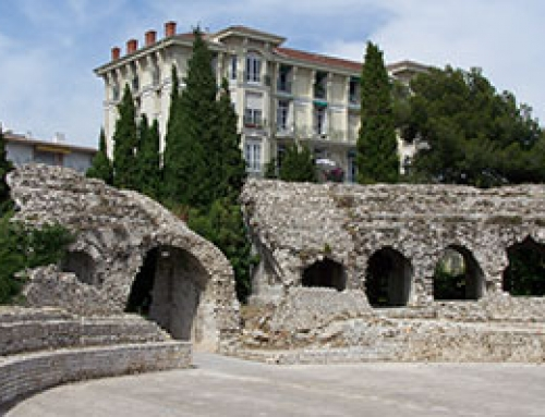 Roman remains of Nice Cimiez (arena, baths and museum)