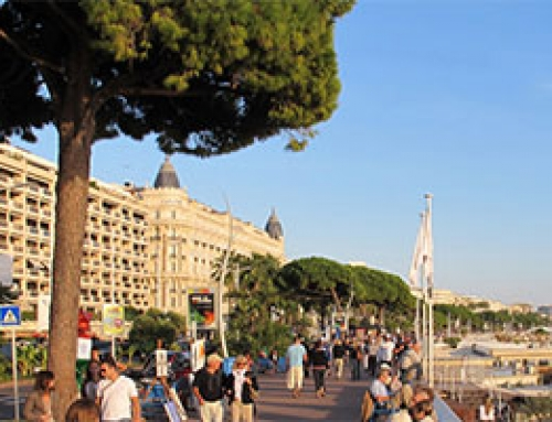 Transfer from Nice airport to Cannes