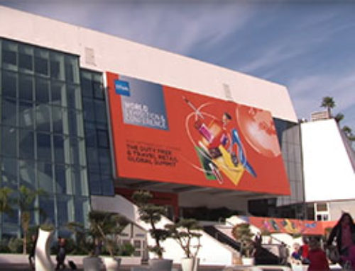 TFWA Cannes, the Duty Free and travel retail congress