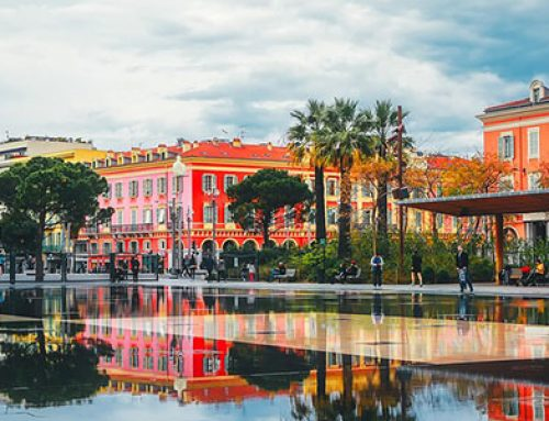 Visit Nice, the main touristic and cultural attractions